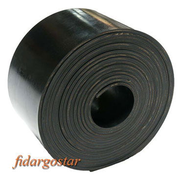 عرضه انواع تسمهنقاله لاستیکی rubber