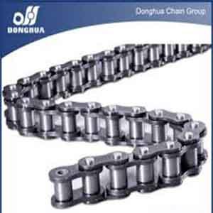 زنجیر صنعتی دوانگوا سایز ۶۰ تک ردیفه